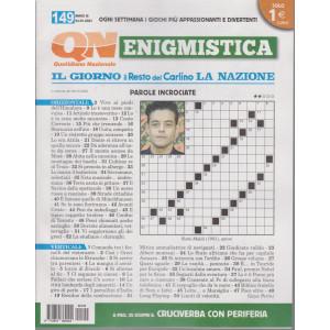 Enigmistica - n. 149 - 4/1/2021- settimanale