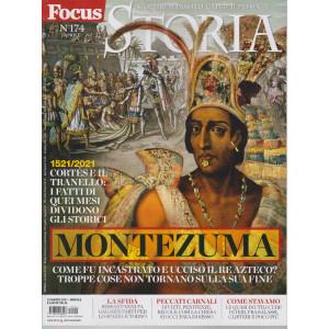 Focus Storia - n. 174 -aprile  2021 - mensile
