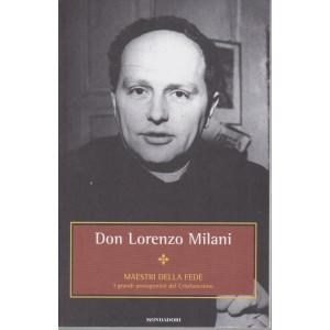 I Libri di Sorrisi 2 - n. 35- Maestri della fede - Don Lorenzo Milani - 30/7/2021- settimanale - 128 pagine
