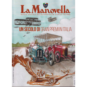 La Manovella - n. 9-  settembre 2021- mensile