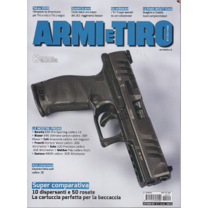 Armi e Tiro - n. 9- settembre  2021 - mensile