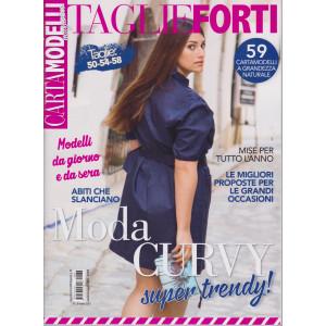 Cartamodelli magazine - Taglie forti - n. 38 - aprile - maggio 2021