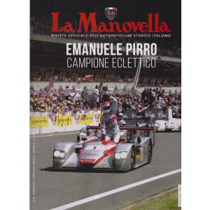 La Manovella - n. 3 -  Emanuele Pirro campione eclettico-  -  marzo 2021- mensile