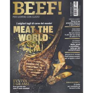 Beef! - n. 7 - bimestrale -ottobre - novembre  2021