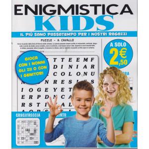 Enigmistica kids - n. 35- bimestrale -  ottobre - novembre  2021