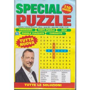 Special Puzzle - n. 284 - bimestrale -marzo - aprile 2021 - 110 giochi