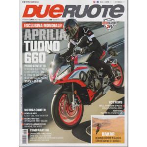 Abbonamento Dueruote (cartaceo  mensile)