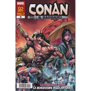 Conan il barbaro - n. 12 - La terra del loto: la benedizione degli antenati-  bimestrale - 26 agosto 2021