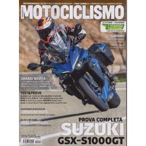 Motociclismo - n. 10 -22 ottobre  2021 - mensile