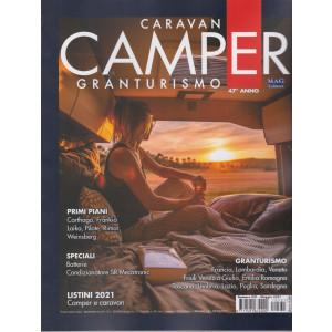 Caravan e Camper  - Granturismo - n. 531 -maggio   2021- mensile