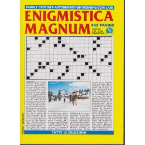 Enigmistica Magnum - n. 92 - trimestrale -gennaio - marzo 2021 -  - 452 pagine