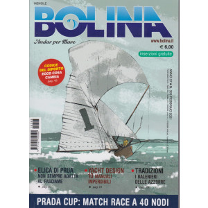 Bolina - n. 393 -febbraio 2021- mensile