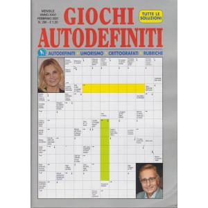 Giochi Autodefiniti - n. 296 - mensile - febbraio 2021