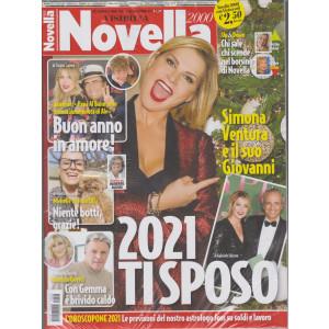 Novella 2000  - + Visto - n. 2 - settimanale - 31 dicembre 2020 - 2 riviste