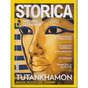 Storica - National Geographic  -  n. 143 - dicembre 2020 - mensile
