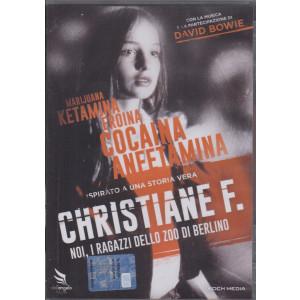 I Dvd di Sorrisi Collection 5 - n. 5 - Christiane F. Noi, i ragazzi dello zoo di Berlino -  - giugno 2021- settimanale