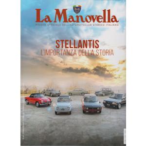 La Manovella - n. 2 -  Stellantis- L'importanza della storia-  -  febbraio 2021- mensile