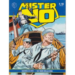 Mister No - n. 168 - aprile  2021 - mensile