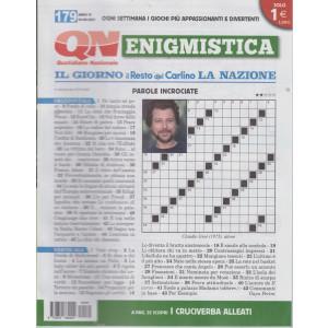 Enigmistica - n. 179  - 2/8/2021- settimanale