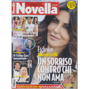 Novella 2000  - + Visto - n. 17 - settimanale -15 aprile 2021 - 2 riviste