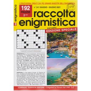 Raccolta Enigmistica - n. 241 -maggio - giugno  2021- 192  pagine