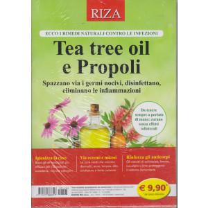 MenteCorpo - Tea tree oil e Propoli - n. 149 - gennaio - febbraio 2021