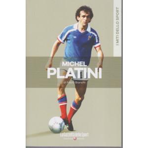 I miti dello sport -Michel Platini - di   Fabio Bianchi - n. 23 - settimanale -