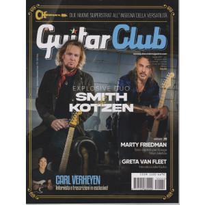Guitar Club -  n. 4 - aprile   2021 - mensile