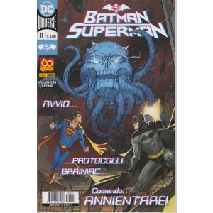 Batman/Superman - n. 11 - mensile -22 aprile  2021