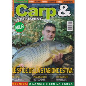 Carp & Catfishing - n. 48 - trimestrale -ottobre - gennaio   2022