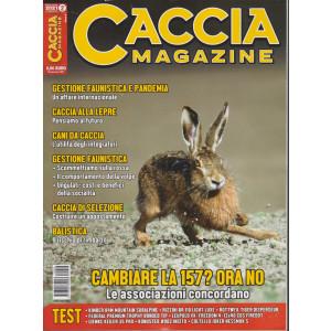 Caccia Magazine - n. 2 - mensile - febbraio 2021