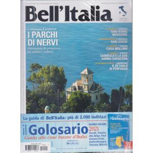 Bell'italia +Il Golosario - Guida alle cose buone in Italia - n. 420 - mensile - aprile 2021 - rivista + Il Golosario