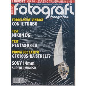 Tutti Fotografi + Classic camera B&W  - n. 6 -giugno  2021- mensile - 2 riviste