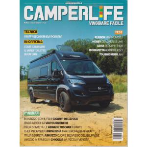 Camperlife -  n. 104 - mensile - luglio  2021