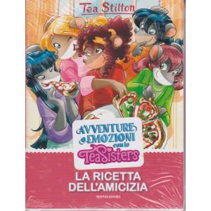 I Libri di Donna Moderna - n. 2 -Avventure e emozioni con le Tea Sisters - La ricetta dell'amicizia - 4/5/2021- settimanale -
