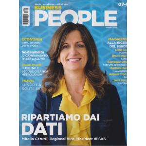 Business People - n. 8 -  - mensile - luglio - agosto   2021