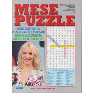 Mese Puzzle - n. 109 - trimestrale - gennaio - marzo 2021