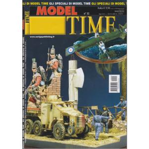 Model Time - n. 32 - bimestrale - agosto - settembre 2021