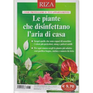 Riza Antiage  - Le piante che disinfettano l'aria di casa - n. 37 -maggio 2021