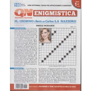 Enigmistica - n. 159 - 22/3//2021- settimanale