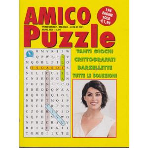 Amico Puzzle - n. 94 - trimestrale -maggio - luglio  2021 - 196 pagine