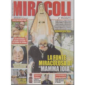 Miracoli e misteri - n. 4 - settimanale - 24 marzo 2021
