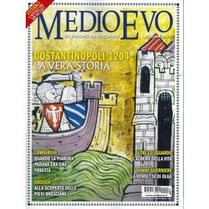 Medioevo - n. 296 -2 settembre 2021    - mensile