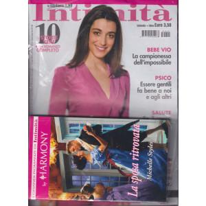 Intimita' + i grandi romanzi di Intimità by Harmony -La sposa ritrovata - n. 40 - 13 ottobre  2021 - settimanale - rivista + libro Harmony