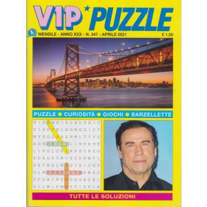 Vip Puzzle - n. 347 - aprile  2021 - mensile