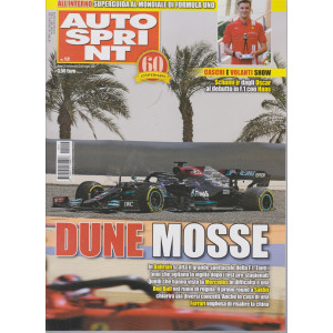 Autosprint - n. 12 - settimanale -23/29 marzo 2021