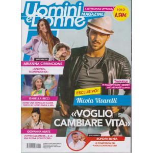 Uomini e Donne Magazine - n. 11 - settimanale -16 aprile  2021