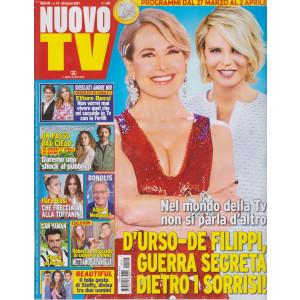 Nuovo Tv - n. 12  - 29 marzo  2021 - settimanale