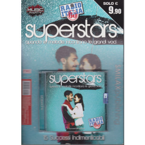 Music Party - Superstars -   n. 1 - trimestrale - 15 gennaio 2021