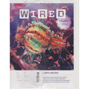 Wired - n. 96 - 16/3/2021 - trimestrale